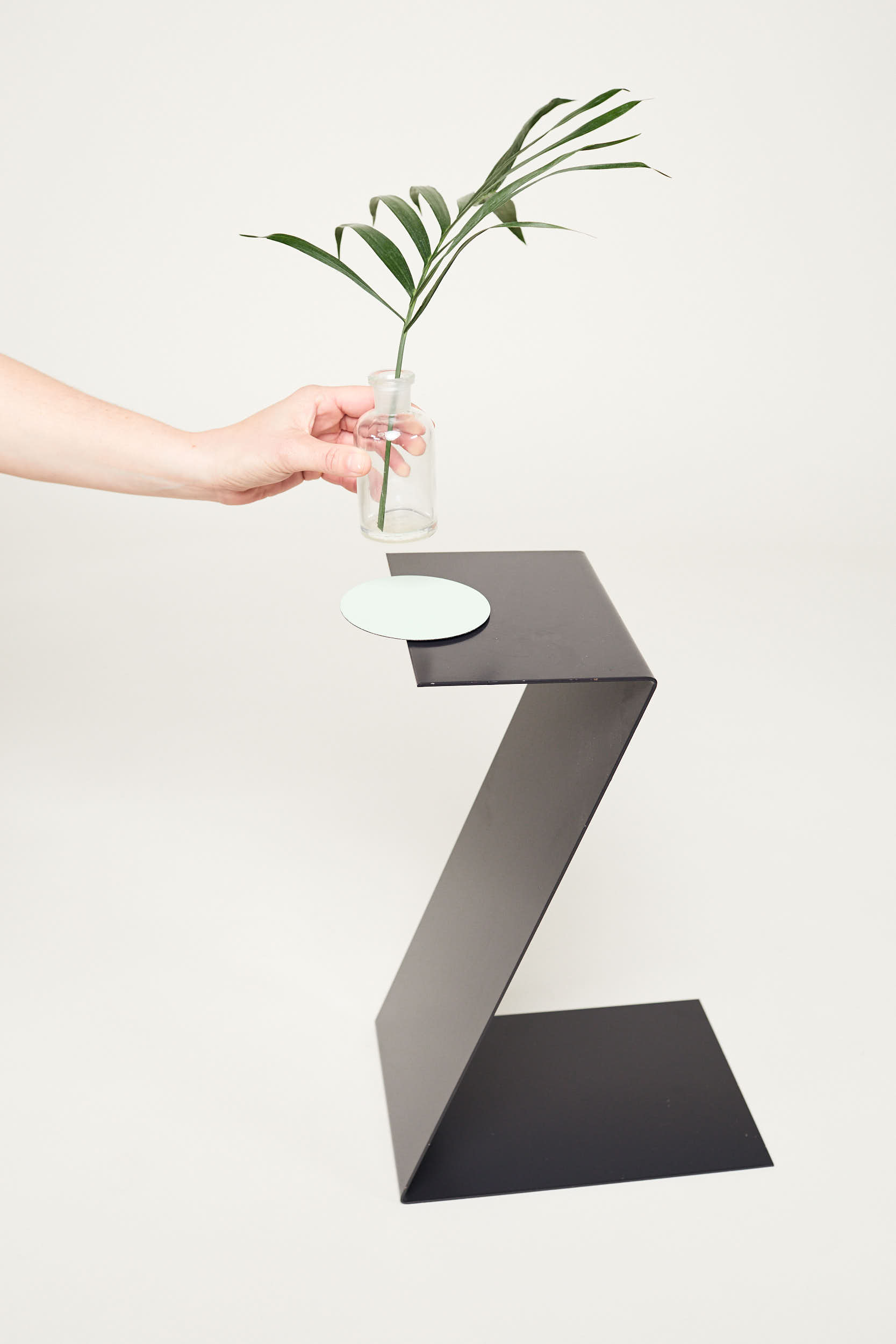 Zee side table.